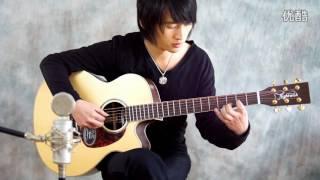 《追梦人》 Truy Mộng Nhân (Dream Pursuer) - 叶锐文guitar || guitar solo || reupload