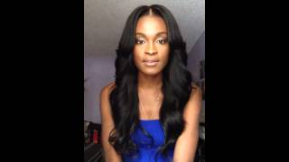 AliExpress Rosa Hair products review- Malaysian straight hair