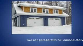 Carver Lakeville Garage Additions Contractor