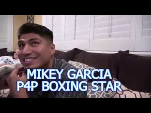 Mikey Garcia Seconds After Pedraza Win Over Beltran EsNews Boxing