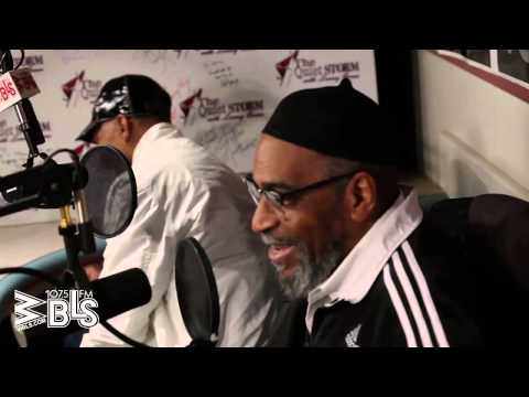 Gamble and Huff  Interviewed at WBLS in Philadelphia (Part 3 )