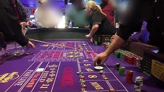 Live Casino Craps Game #14