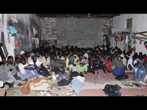 Libya: Authorities arrest over 200 illegal migrants in raid