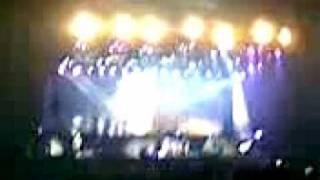 Metallica enter sandman live in dublins marley park 2008