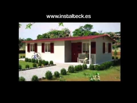 Casas prefabricadas viviendas prefabricadas viviendas - Viviendas modulares prefabricadas ...