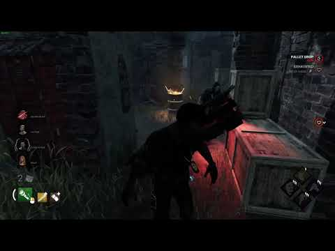 dead by daylight: 5 gen run with only 2 pallets