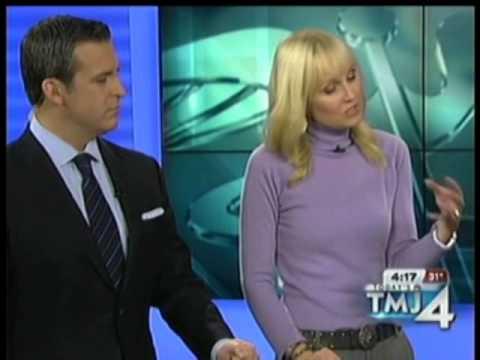 20141121 WTMJ TV Milwaukee WI Dr. Greg Leyer