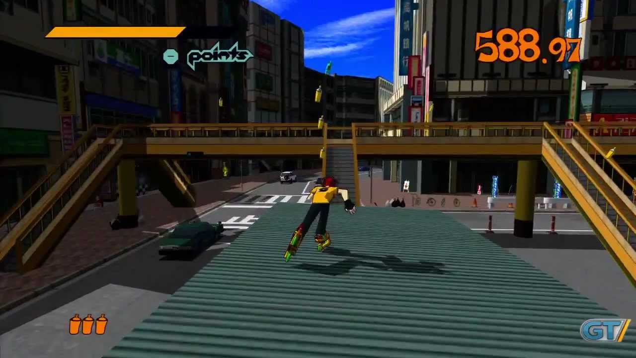 Jet Set Radio HD - Review