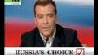 Medvedev holds commanding lead