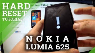 Скачать Hard Reset Nokia Lumia 625 How To Bypass Screen Lock Protection