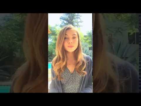 Caitlin Carmichael Seed and Spark Announcement