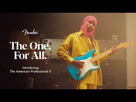 The American Professional II Series | Fender