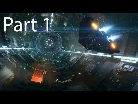 Elite: Dangerous Part 1 - Exploration