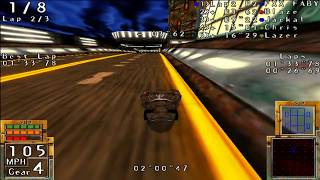 POD: Planet of Death (1997) - Gameplay