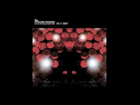 The Cinematic Orchestra Ft Lou Rhodes- Time & Space (Live At The Royal Albert Hall)