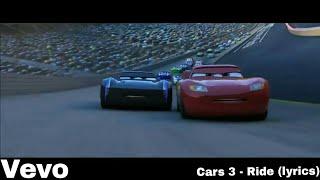 ZZ Ward - Ride // From Cars 3 //  Music Video With Lyrics