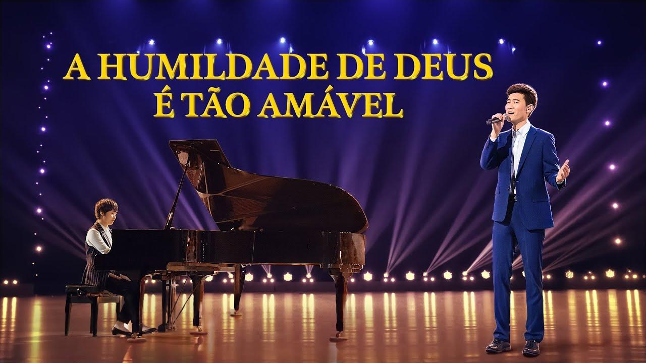 """Música gospel 2020 """"A humildade de Deus é tão amável"""""""
