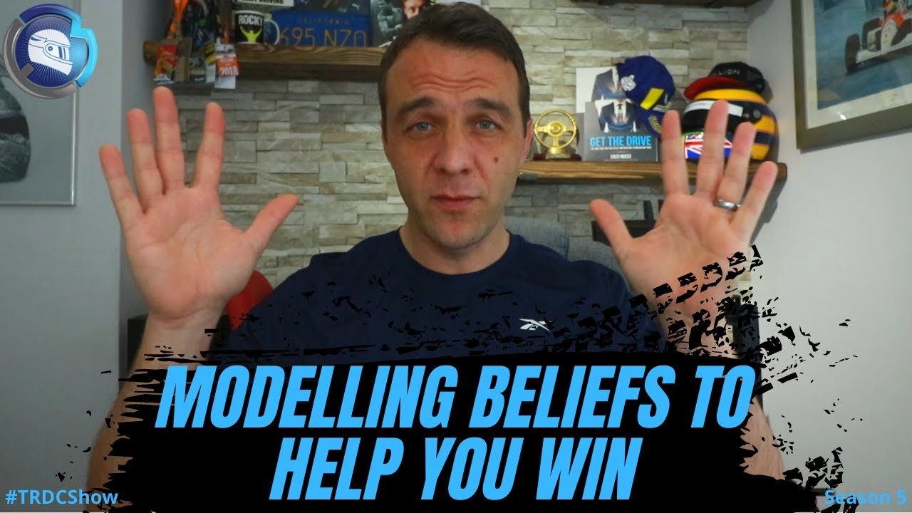 #TRDCShow S5 E3 - Modelling Beliefs To Help You Win, Fast Corners, Be Good At Selling, Copy Success