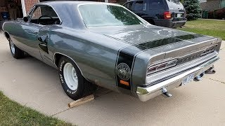 1969 Dodge Coronet Superbee for sale N96 hood, fact 4 spd, $33,900  Auto appraisal 800-301-3886