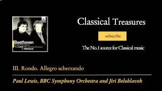 Ludwig van Beethoven - III. Rondo. Allegro scherzando