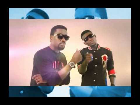Azonto Fiesta   Sarkodie ft Kesse Appietus (official original video) special video mix by blackinkgh