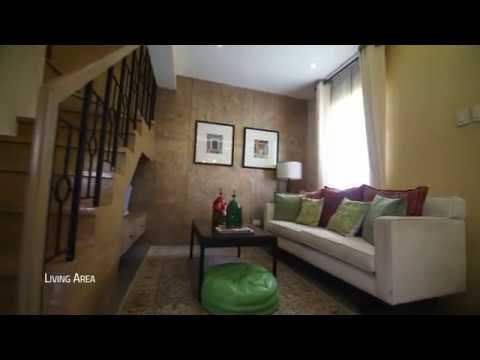 Dana Drina 4br House Model Interior In Camella Homes Youtube