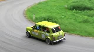2. Perger Mühlstein Rallye 2018 KAISER Thomas-PRöLL Julia