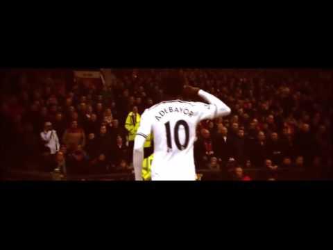 Emmanuel Adebayor ● Top 10 goals