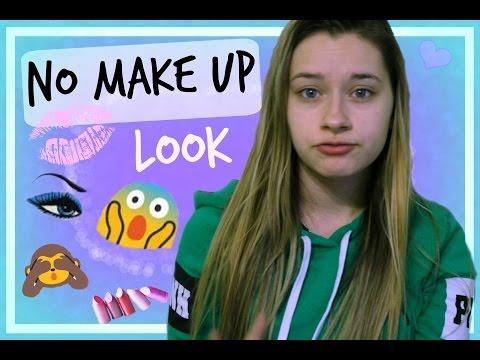 The No Make Up Look  Josie Loren