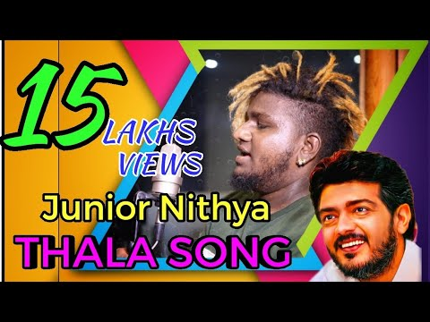 JUNIOR NITHYA / THALA SONG 2019 NEW