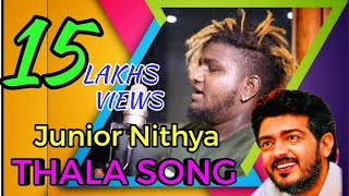JUNIOR NITHYA / THALA SONG 2019 NEW