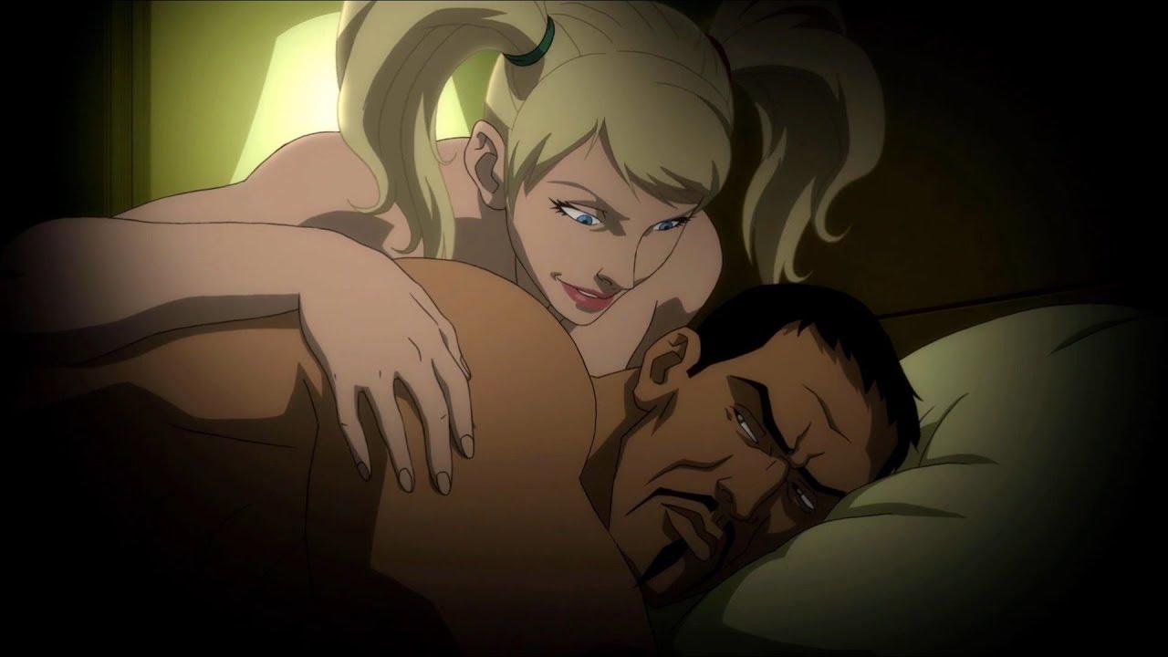 Download Harley Quinn and Deadshot's Affair - Batman: Assault on Arkham