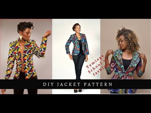 How to Make a Jacket Pattern