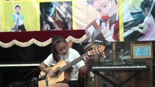 Khóa học Guitar quận Tây Hồ 63 An Dương Vương 0946836968 trò Lâm Anh