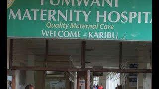Nairobi County CECs visit Pumwani Maternity Hospital in search of answers