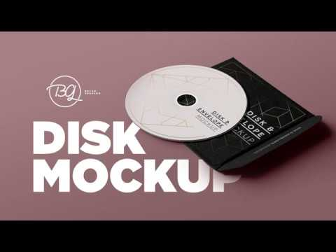 cd template photoshop free download youtube