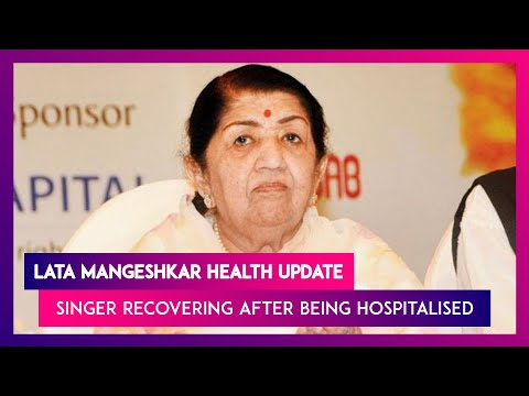 Lata Mangeshkar Health Update: Singer Sent Home After Being Kept on Ventilator Support in Hospital thumbnail