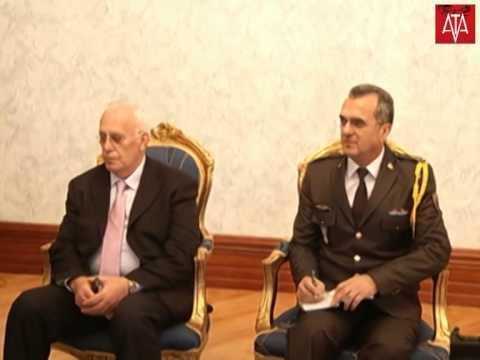 Kryetari i Kuvendit, z.Meta priti një delegacion nga Komisioni për Punë të Brendshme te Kosovës.