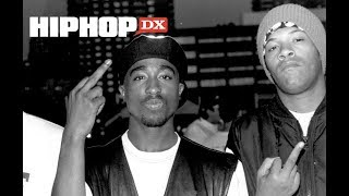 """Tupac Took Inspectah Deck's Verse Off """"Got My Mind Made Up"""" & Redman Never Got Paid For His Feature"""