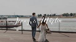 Hochzeitsvideo /Jenny & Martin / Gare Du Neuss