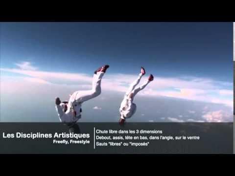 Présentation de la Fédération Française de Parachutisme