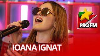 Ioana Ignat  -  Doar de Craciun | PREMIERA ProFM LIVE Session