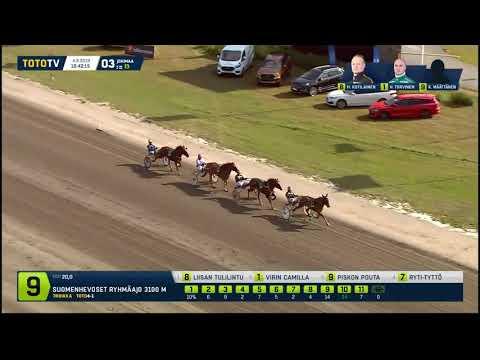 Kuningatarkilpailu 3. Osamatka 2019 - Vieskerin Virva