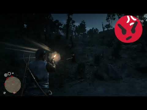 Red Dead Redemption 2/ Practicando Con Jugadores Tóxicos  Not Tryhards Parte 9/