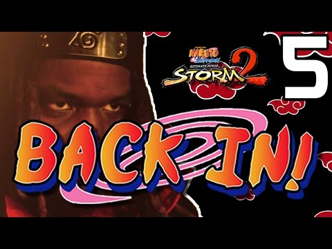 Back In! Woolie VS Naruto Ultimate Ninja Storm 2 (Chapter 5)