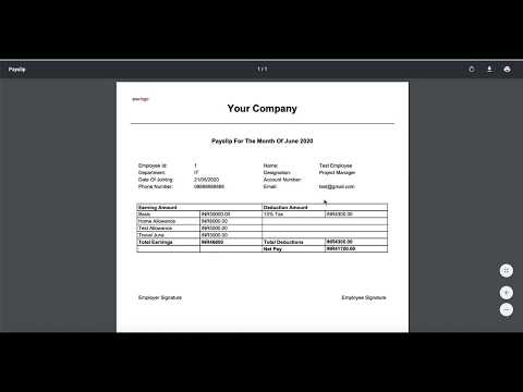 free-employee-payroll-software-demo---phppayroll.com
