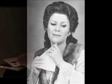Elena Obraztsova~Werther,Werther !-Letters Scene-Werther-Massenet