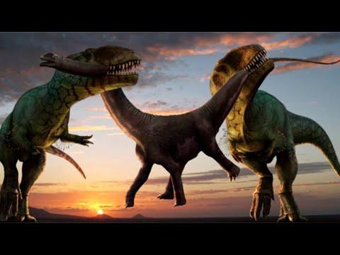 Динозавры -( Документальный фильм) Dinosaurs смотреть в Hd  новинки кино