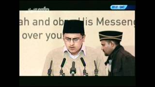 1/10 Concluding Session of the 38th MKA UK Ijtema 2010 - [MTA Int Video]