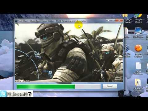تحميل لعبة Tom Clancyss Ghost Recon Future Soldier
